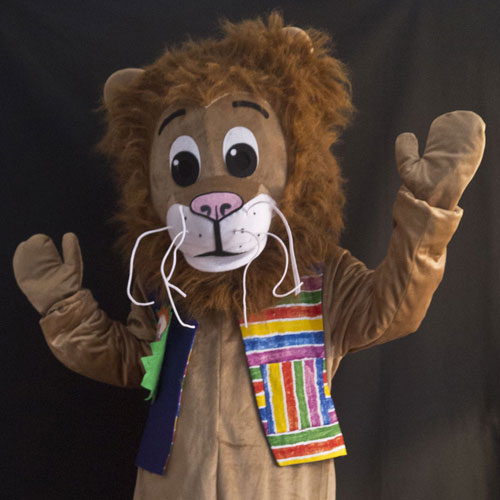 BRIAN THE LION STORYTIME
